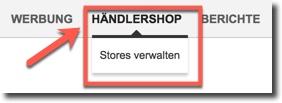Amazon Store Händlershop