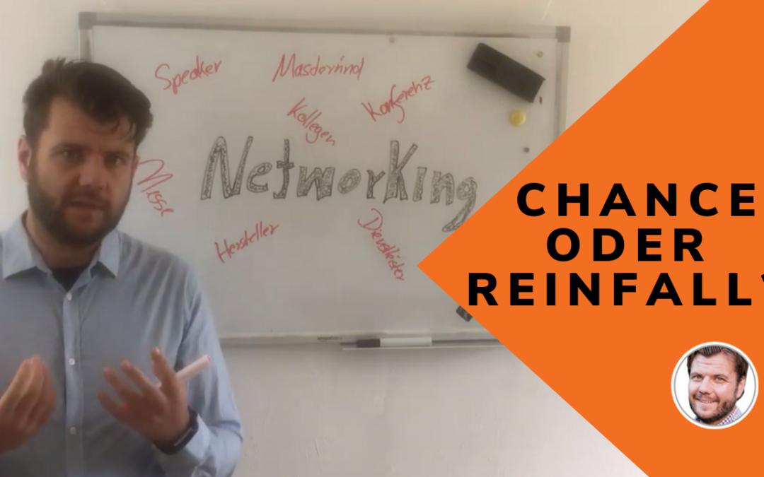 Networking –  Chance oder Reinfall ? Was Networking für dein Unternehmen bedeutet.