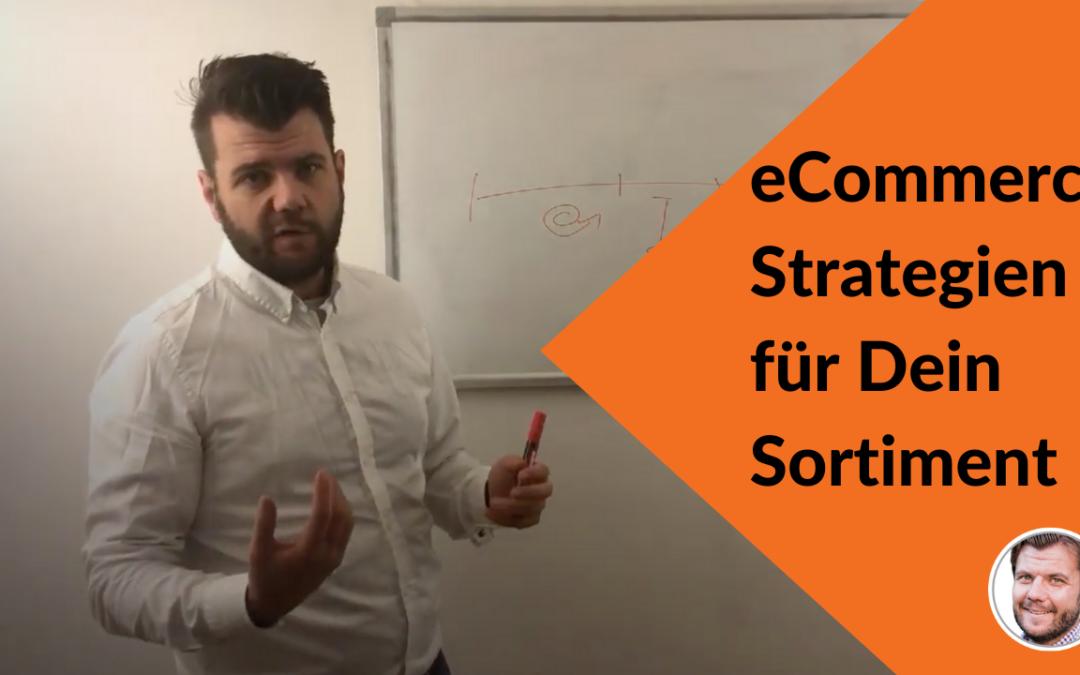 eCommerce Strategien für dein Sortiment – welche Fragen Du Dir unbedingt vorher stellen solltest