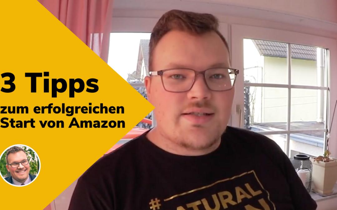 Mit diesen 3 Tipps startest du dein erfolgreiches Amazon FBA Unternehmen 2020 – im neuen Jahrzehnt!
