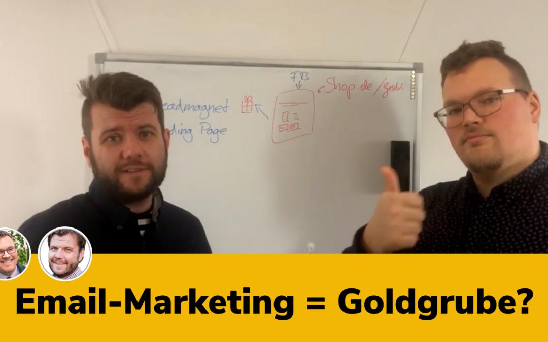 Email-Marketing = Goldgrube? Lasse dir als Amazon Verkäufer diese Gelegenheit nicht nehmen!