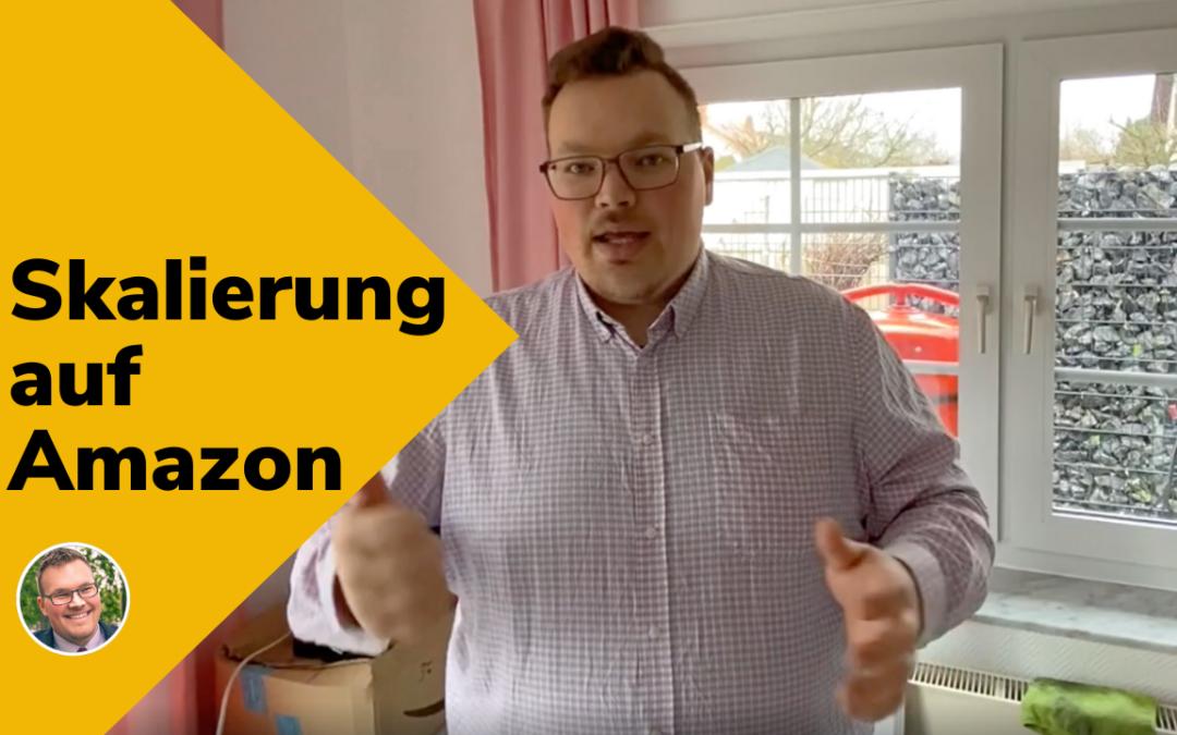 [LIVE Coaching-Inhalt] Skalierungs-Geheimnisse für mehr Amazon FBA Umsatz!
